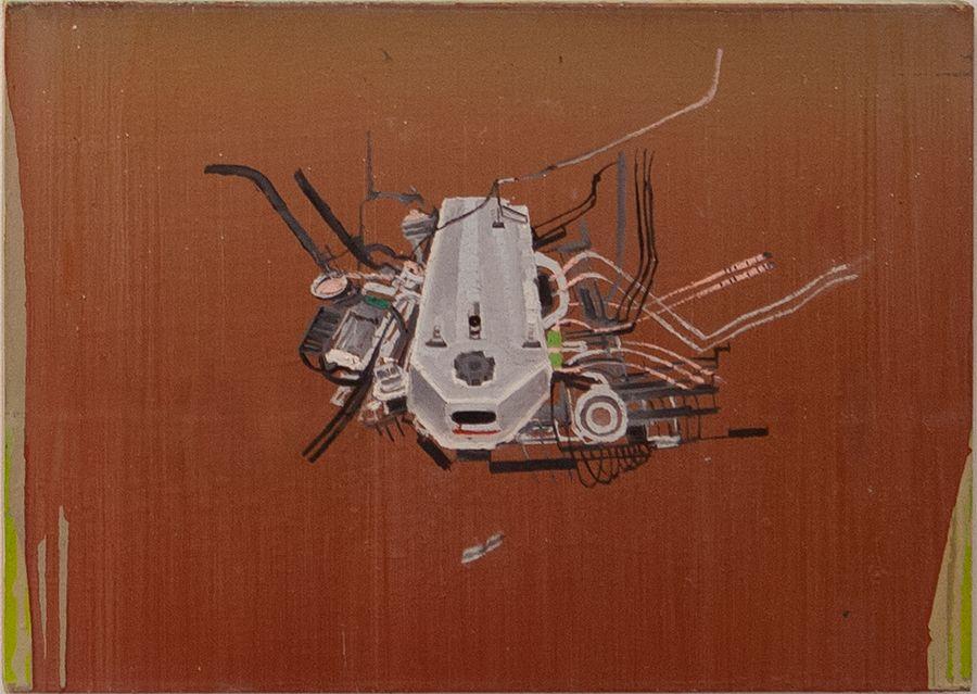 Yee Jan Bao Untitled (Machine)
