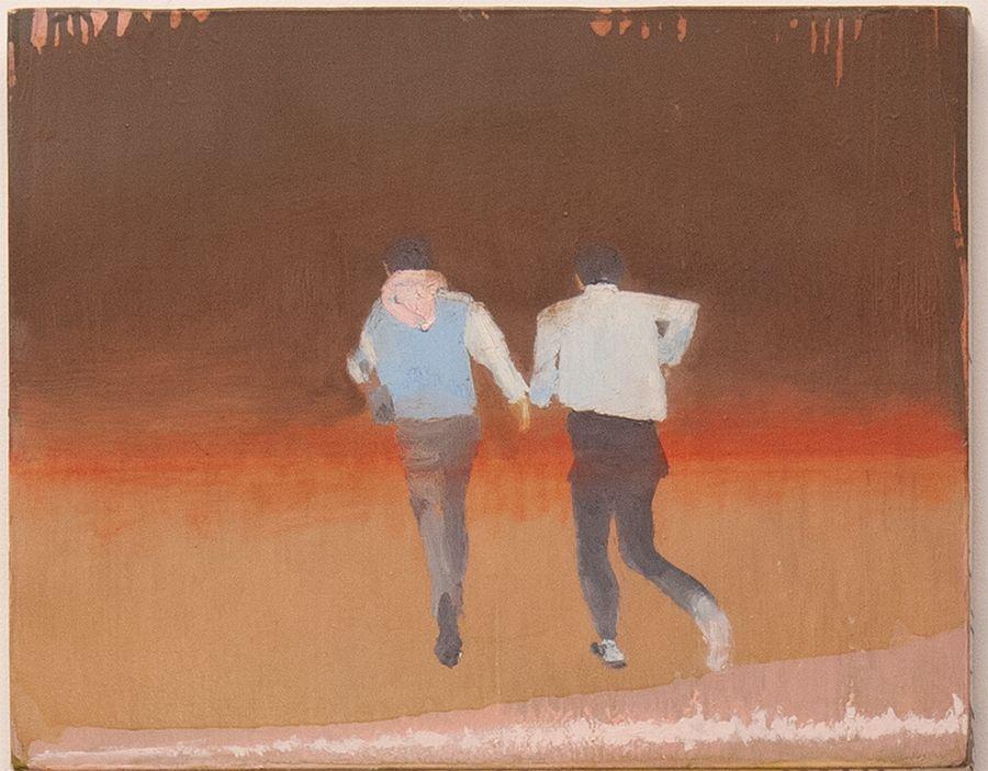 Yee Jan Bao Untitled (Two Boys)