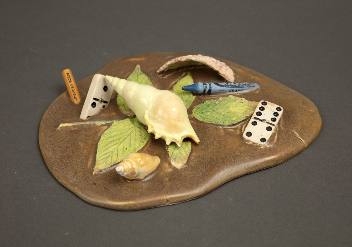 Richard Shaw Low Tide Dominos and Shells