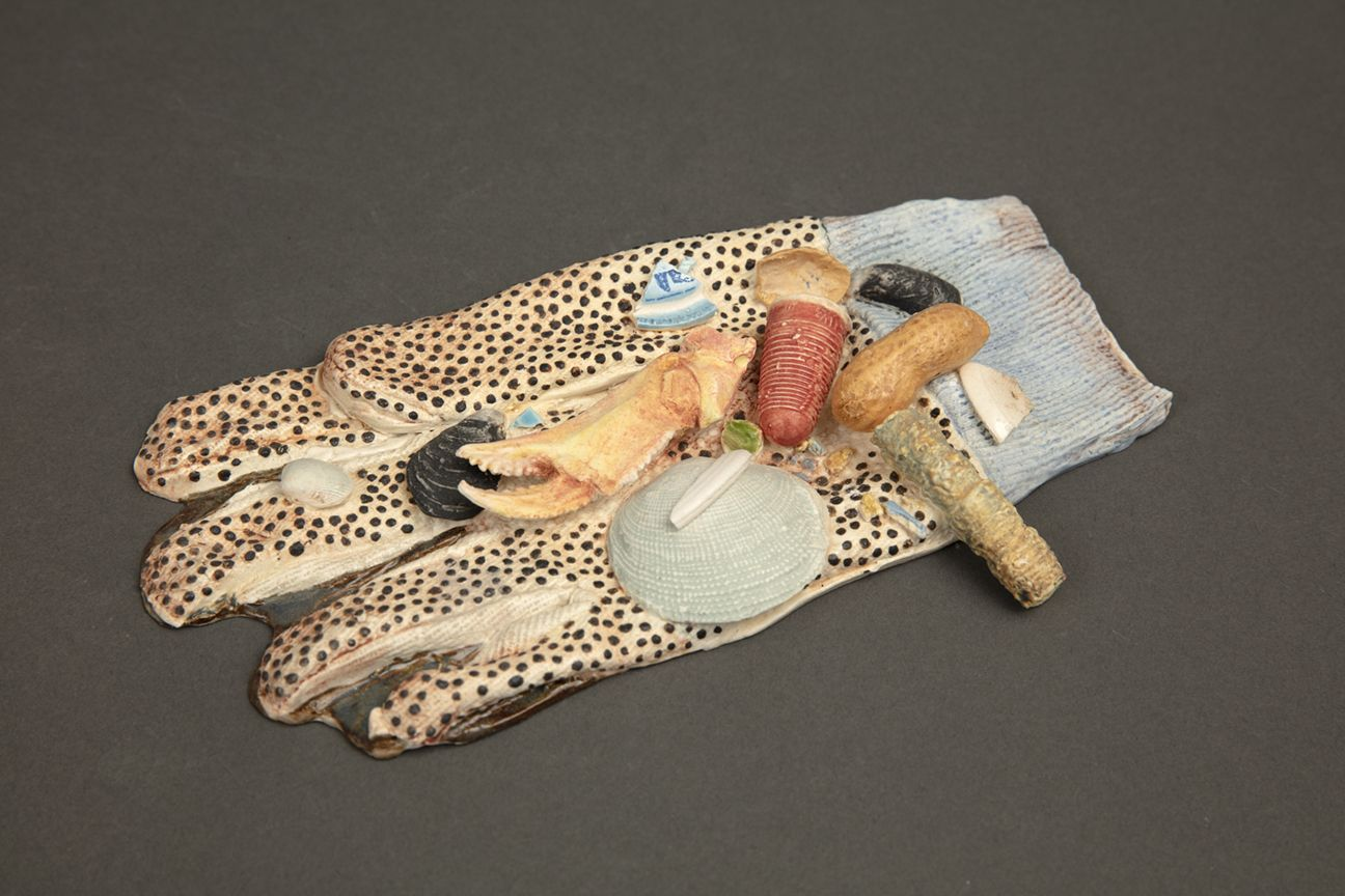 Richard Shaw Low Tide Spotted Glove