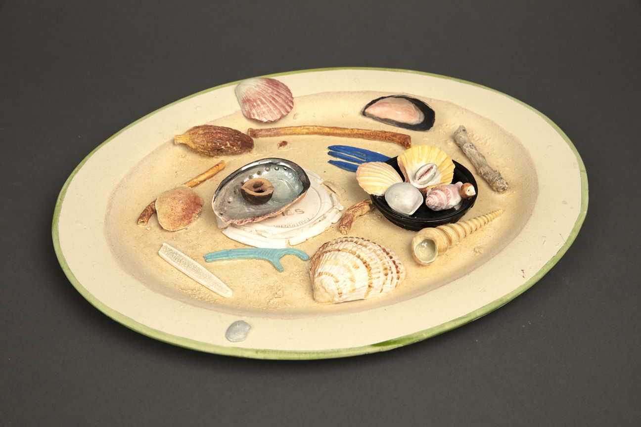Richard Shaw Low Tide Collection with Abalone