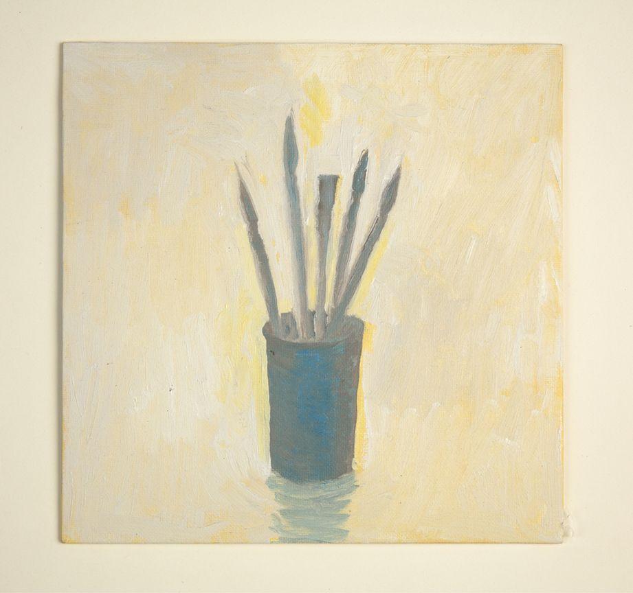 Martha Shaw Untitled (Brushes)