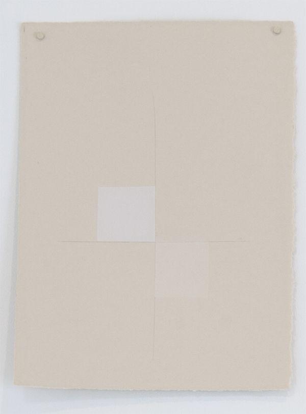 Martha Shaw Untitled (White & Buff)
