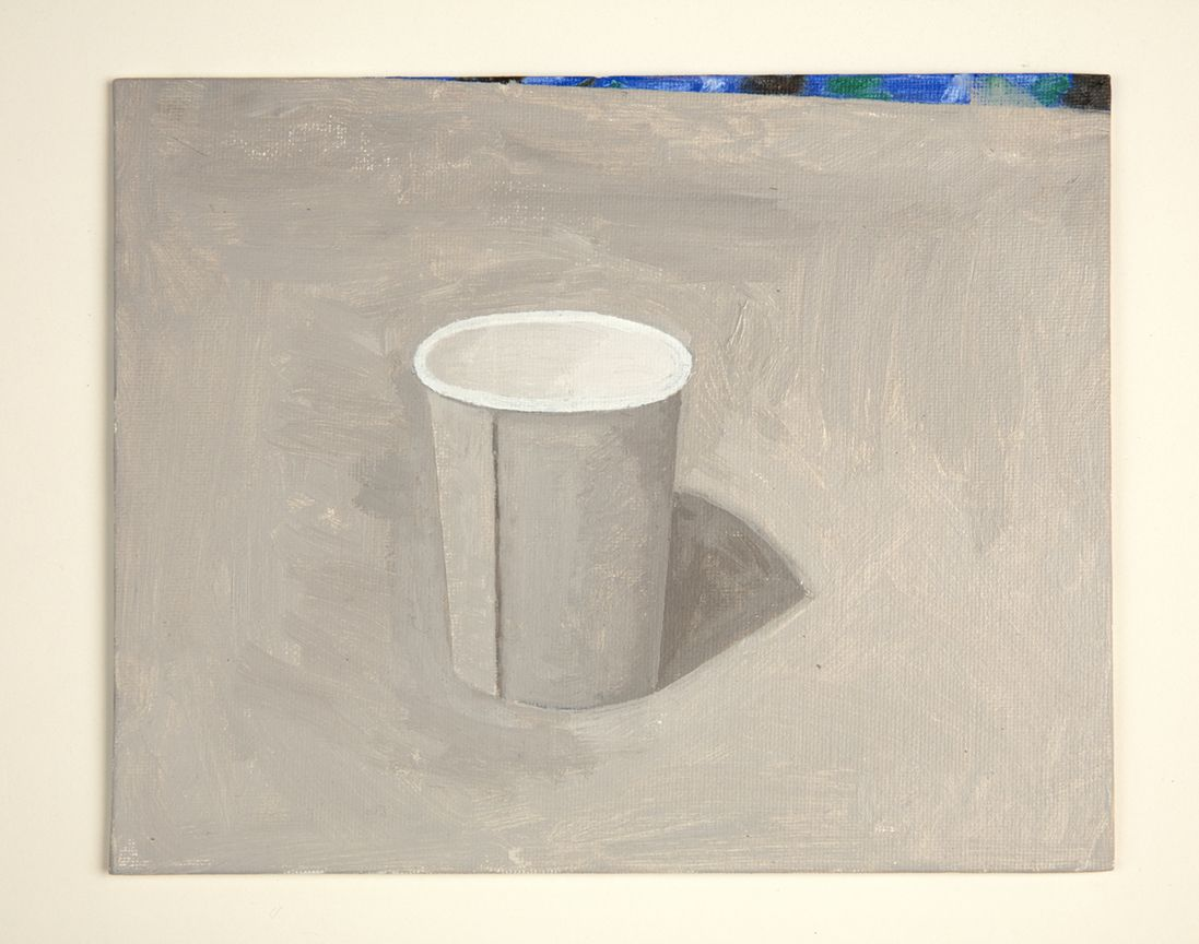 Martha Shaw Untitled (Cup with White Interior)