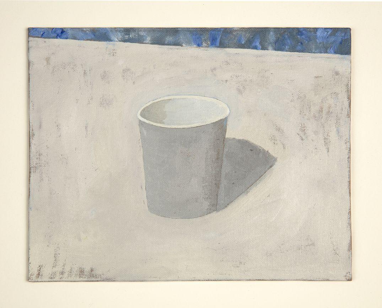 Martha Shaw Untitled (Gray Cup)