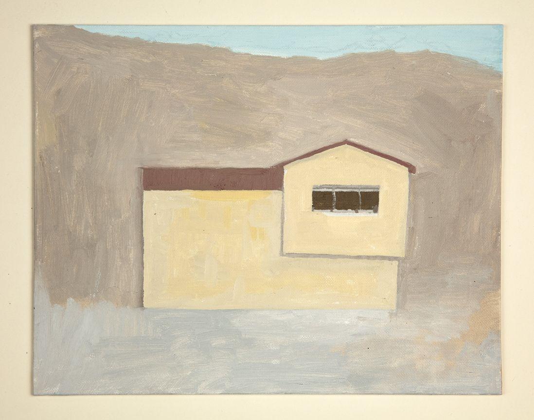 Martha Shaw Untitled (Pale Yellow House)