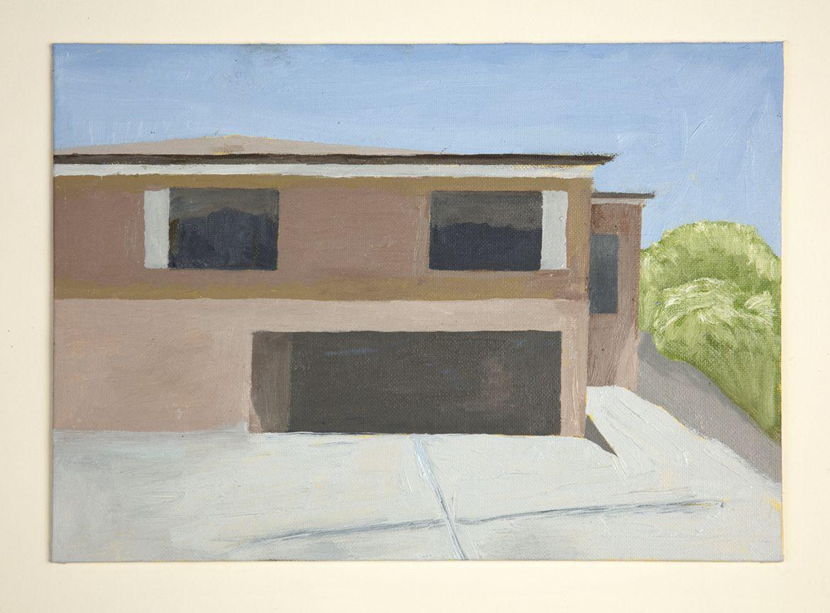 Martha Shaw Untitled (Brown & Beige House)