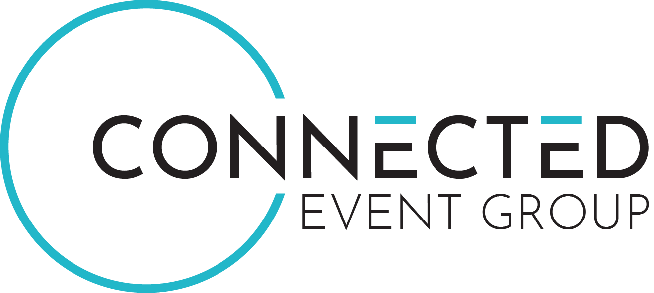 Connected Event Group Logo Black