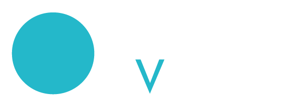 Digital Events White Logo