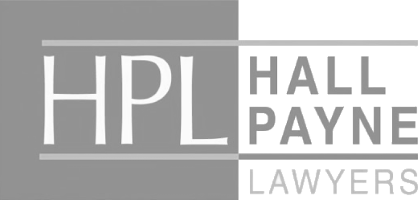 HPL Hall Payne Lawyers Logo