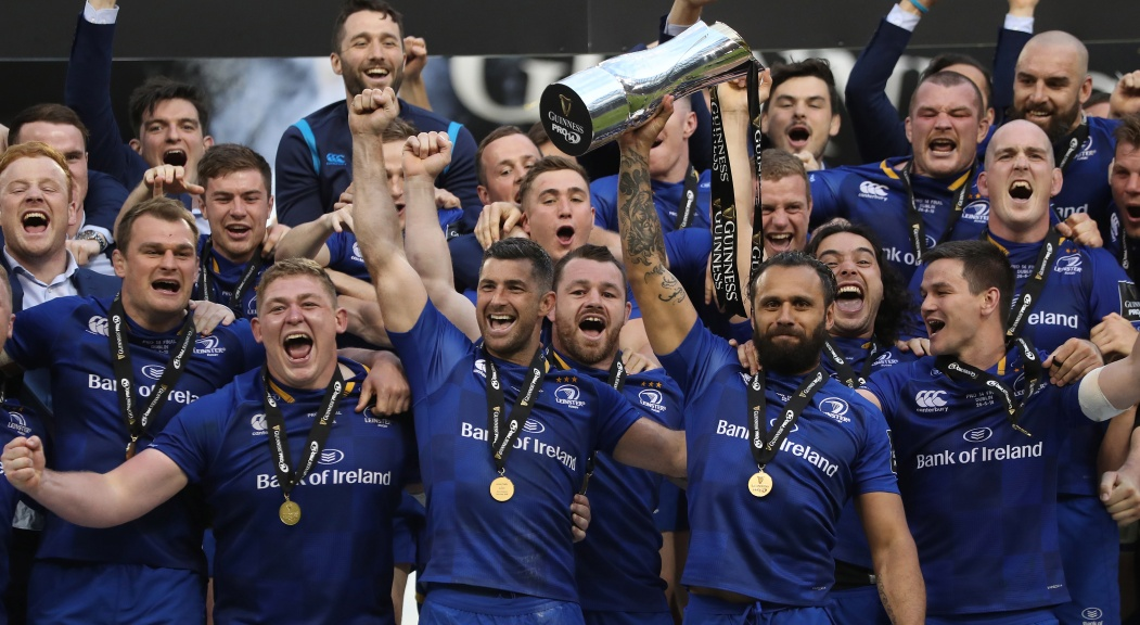 How Isa Nacewa Returned To Leinster For One More Shot At Glory
