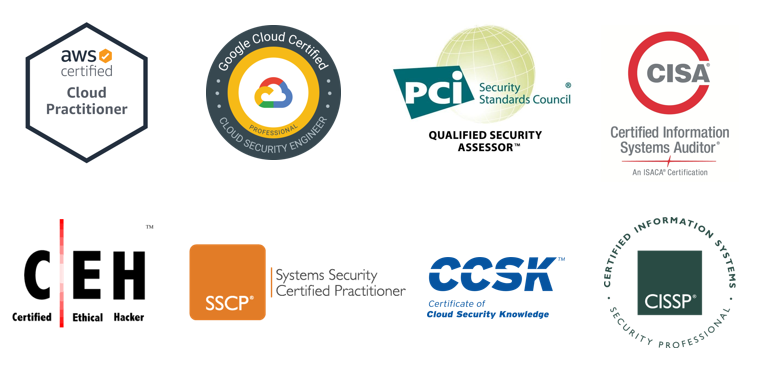 framework security certifications