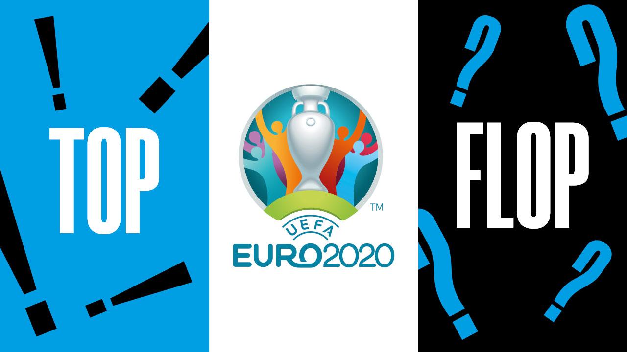 logo Euro2020 top o flop spiegato dai BRANDIZZATI!
