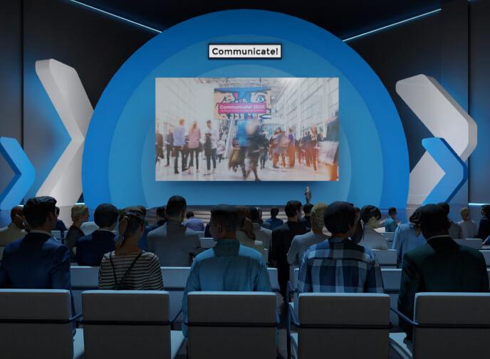 virtual show