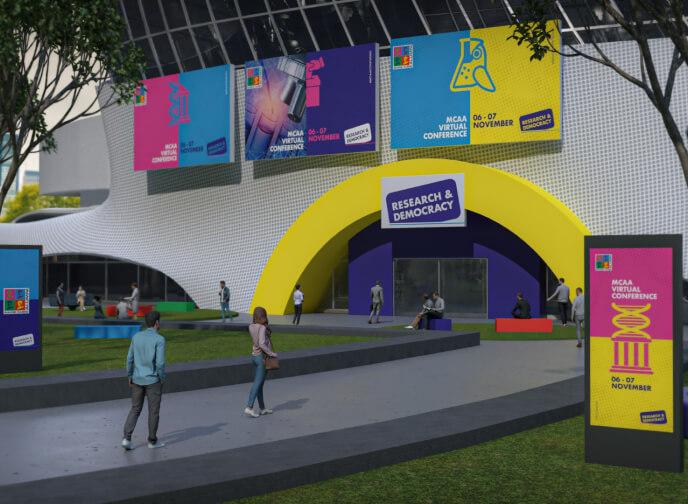 virtual educational fair