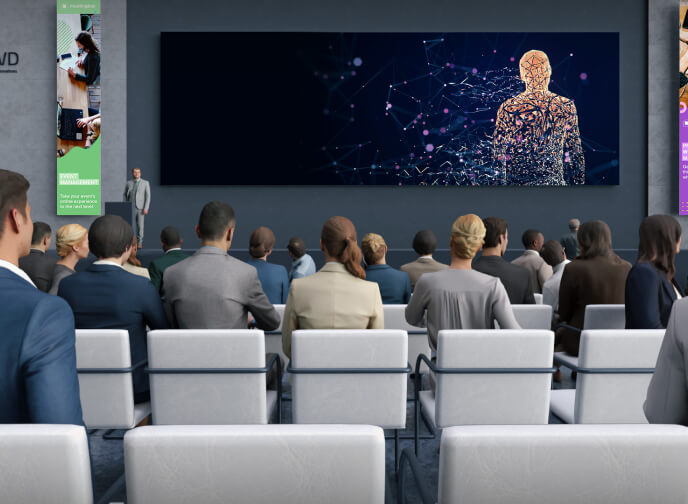 Virtual Healthcare Event