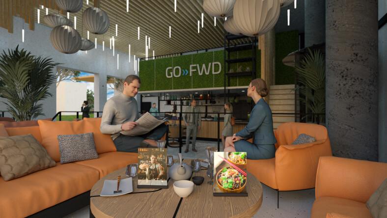 virtual career fair networking