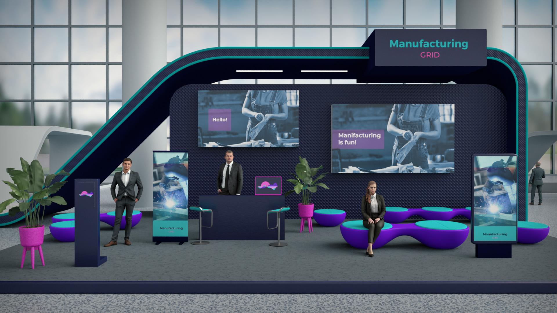 virtual trade shows