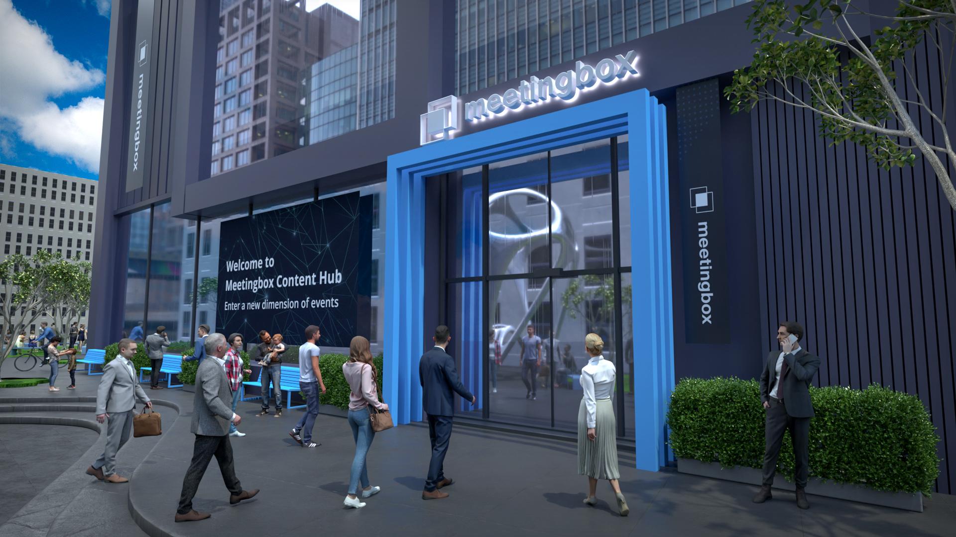The New Meetingbox Content Hub