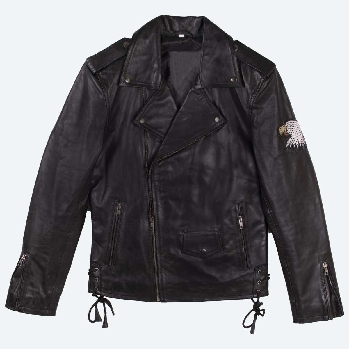 USA Eagle Biker Jacket