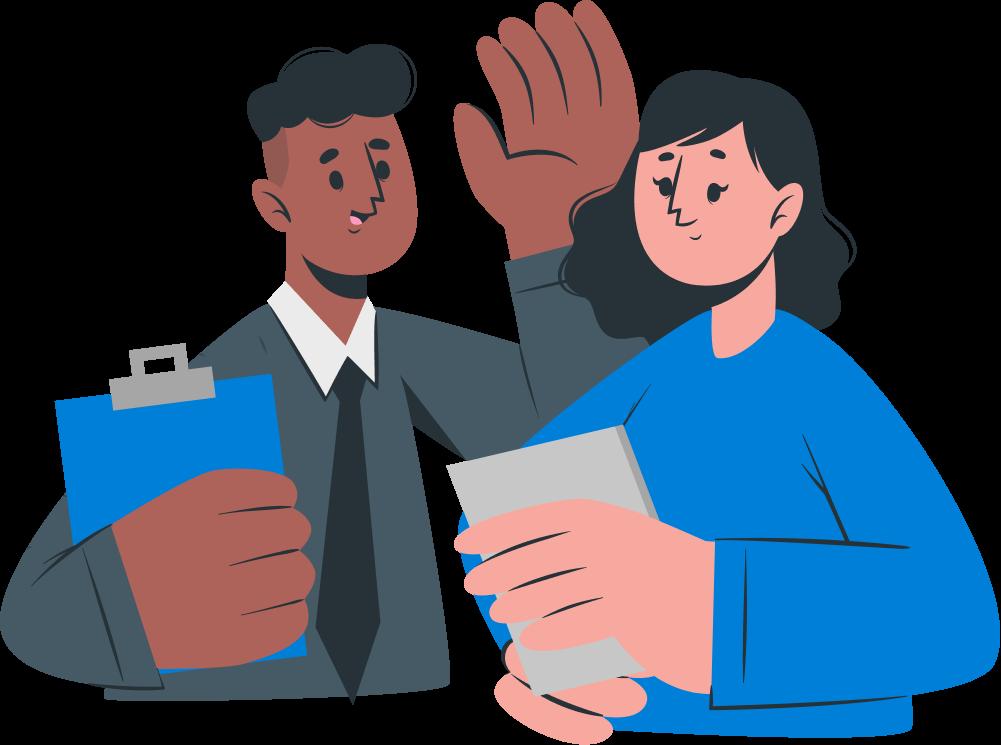 vos collaborateurs écoutés et statisfaits par le staffing, planification et gestion de projets