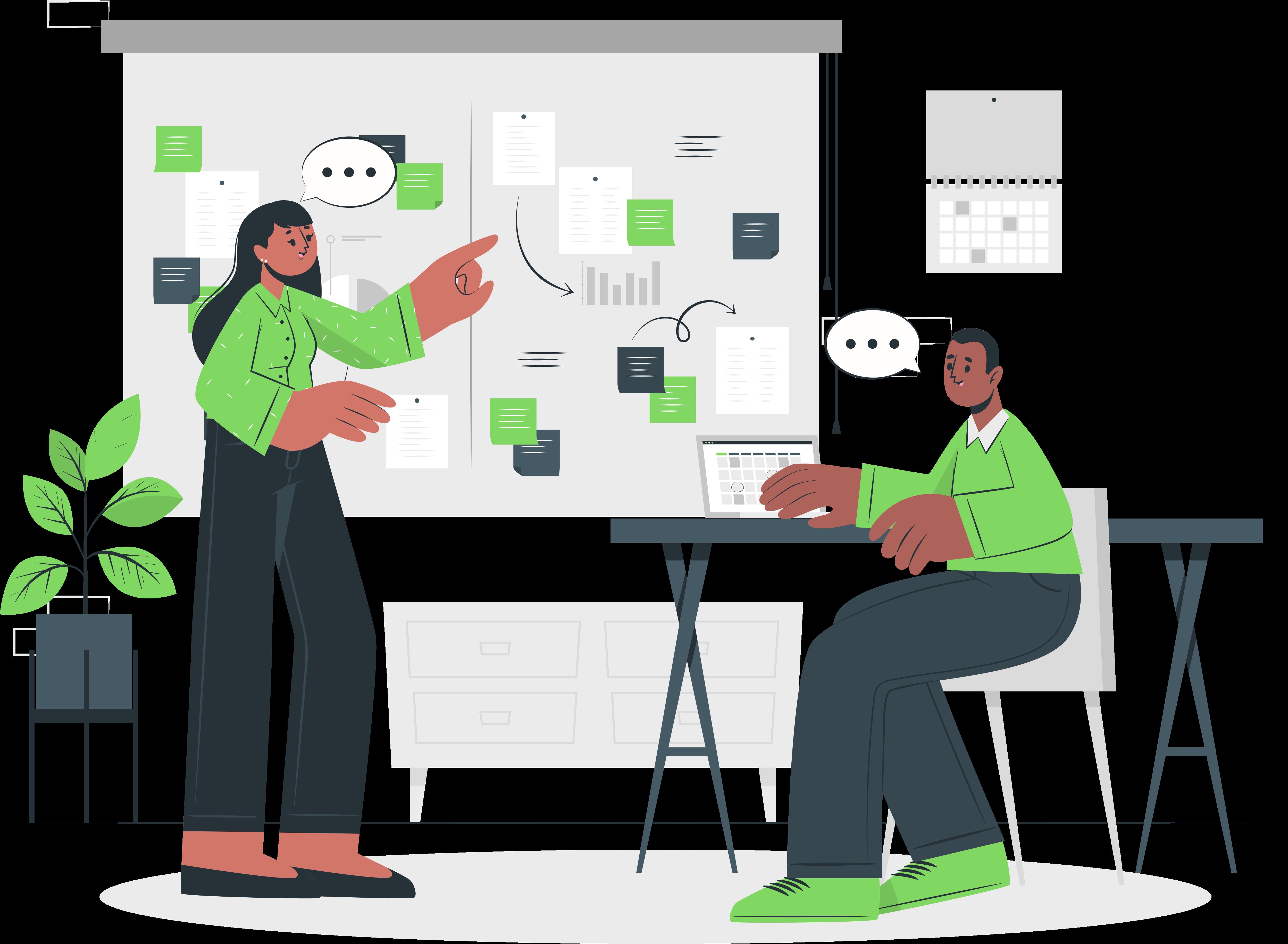 vos besoins pour la planification de vos projets