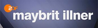 Logo Maybritt Illner