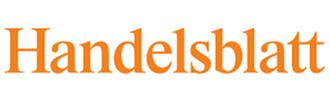 Logo Handeslblatt