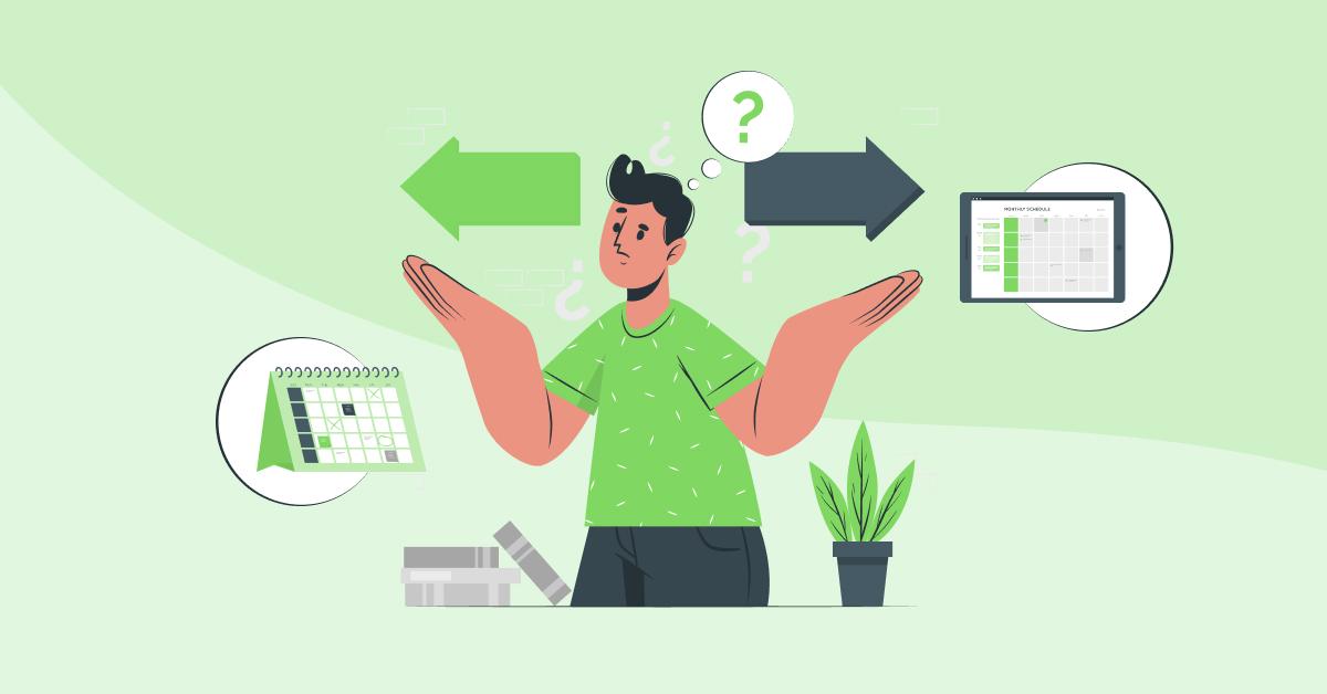 Entreprises de services, découvrez toutes les étapes et astuces à connaître, pour choisir votre logiciel de planning.