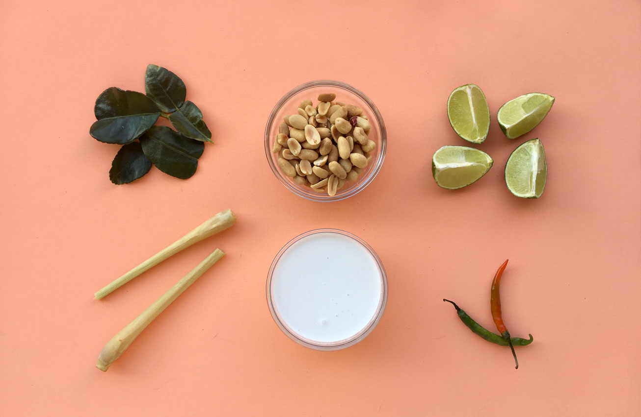Mis ingredientes básicos para cocinar thai
