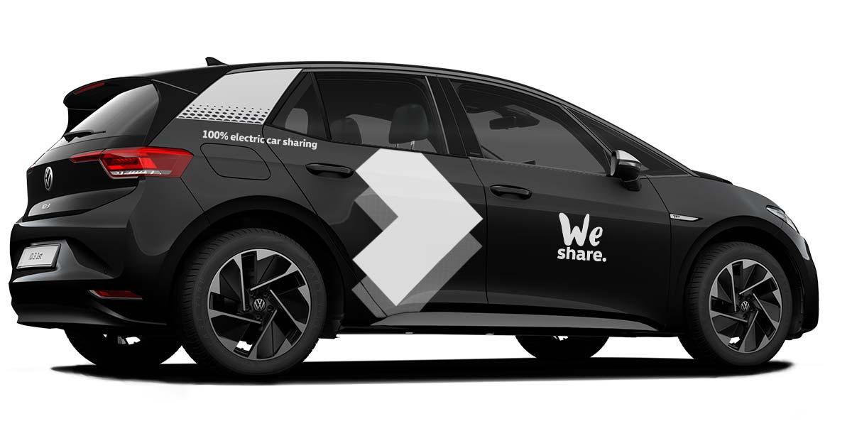 VW ID.3 electric car