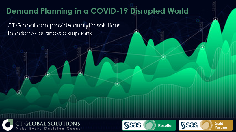 Demand Planning in a Covid-19 Disrupted World Image.