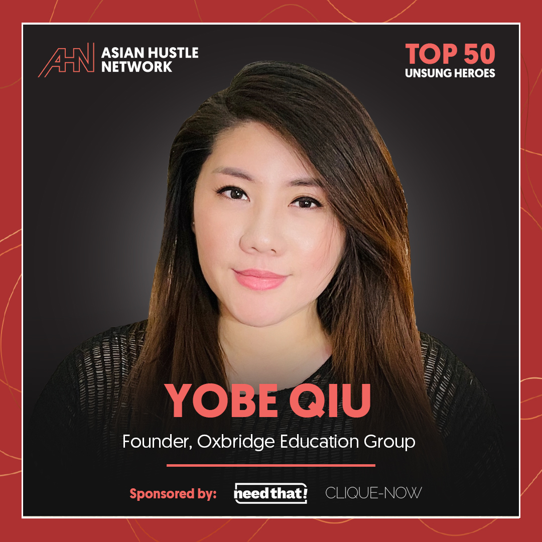 www.asianhustlenetwork.com: Yobe Qiu: Oxbridge Education Group