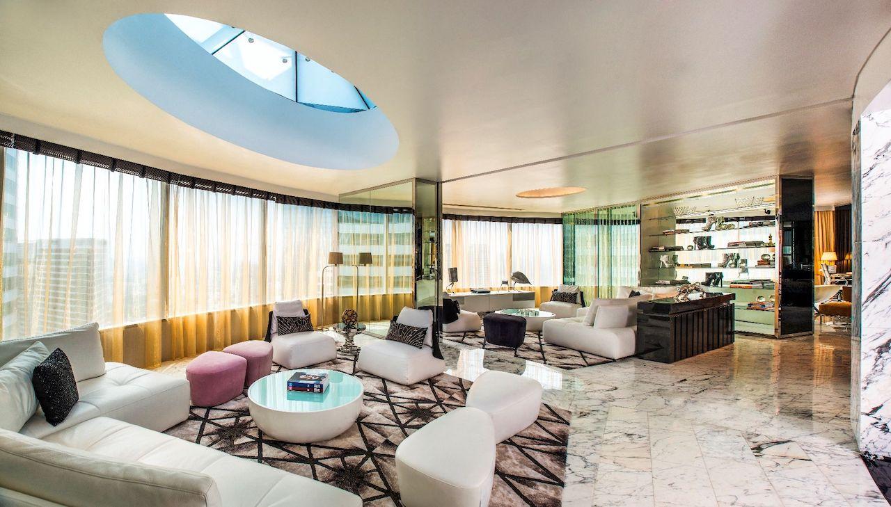 Extreme wow suite at W Bangkok