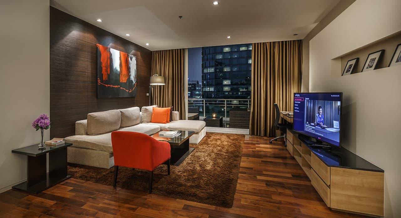 Akyra Thonglor 3 bedroom suite