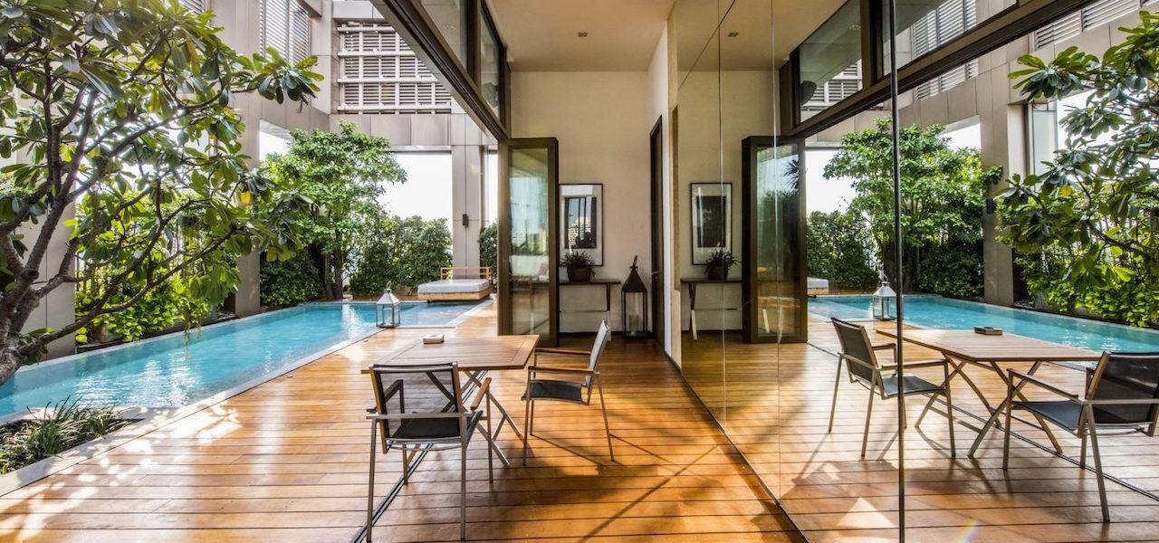 VIE Hotel penthouse suite