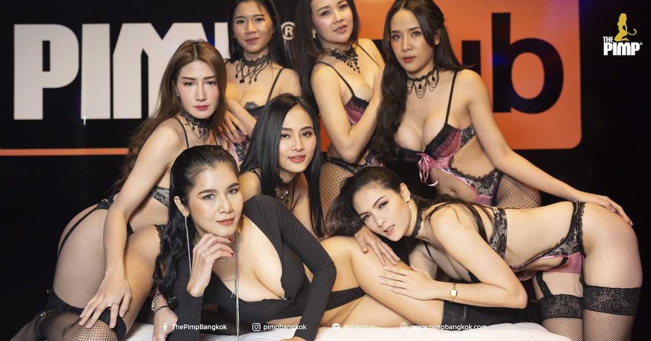 the PIMP hub Thai models