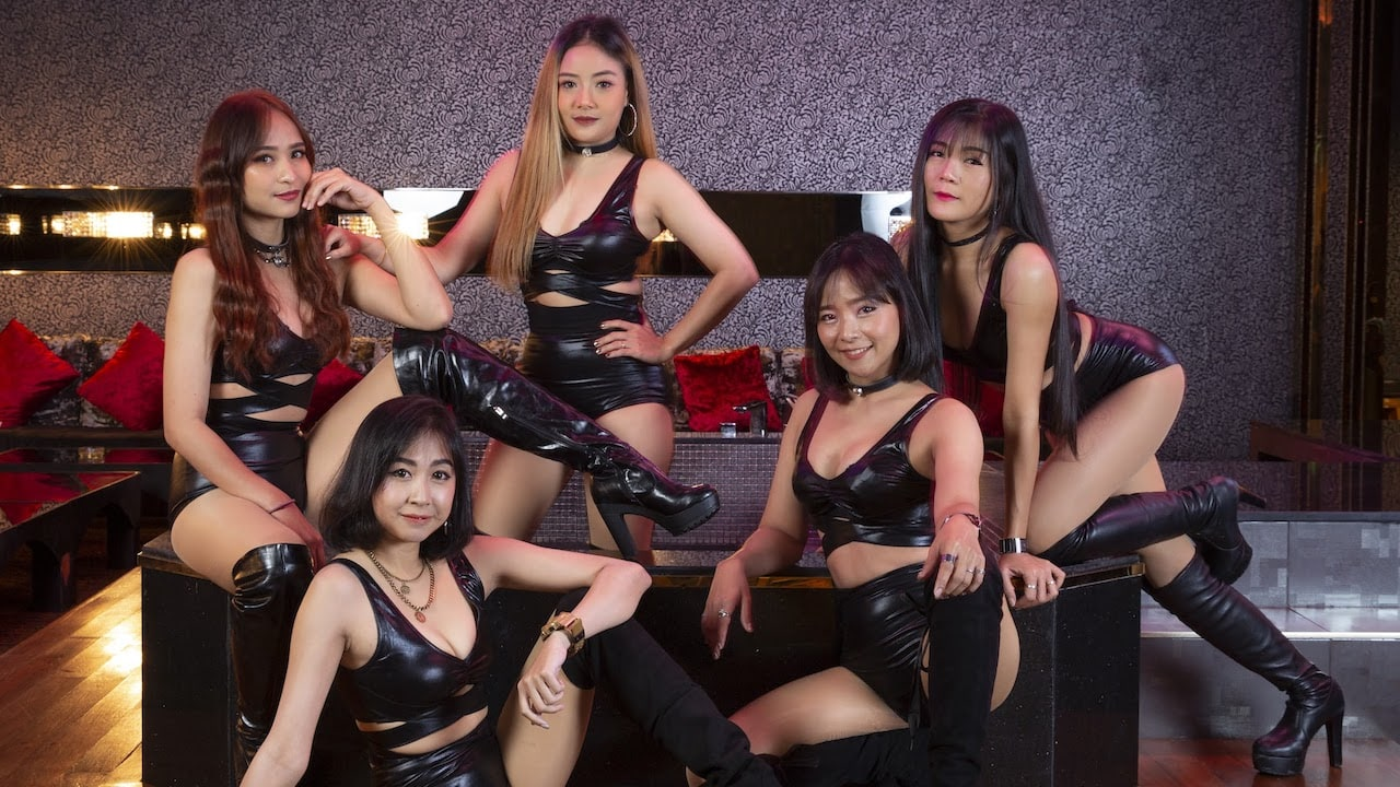 曼谷顶级性感秀