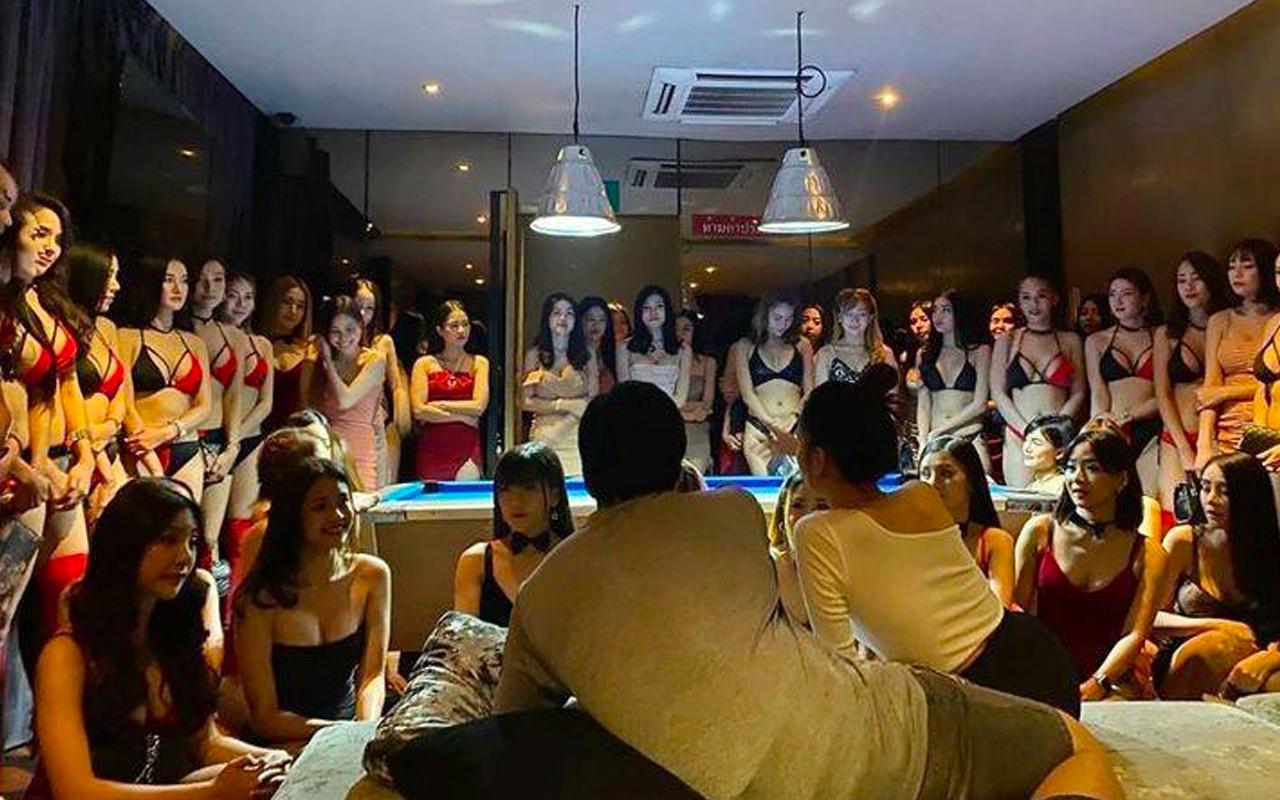 The Pimp和曼谷最顶级Agogo酒吧比起来?
