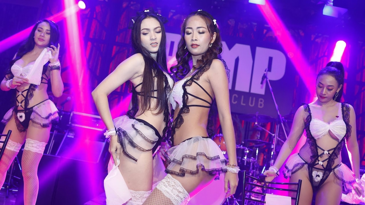 Get a Private Show by the Hottest Thai Strippers in Bangkok