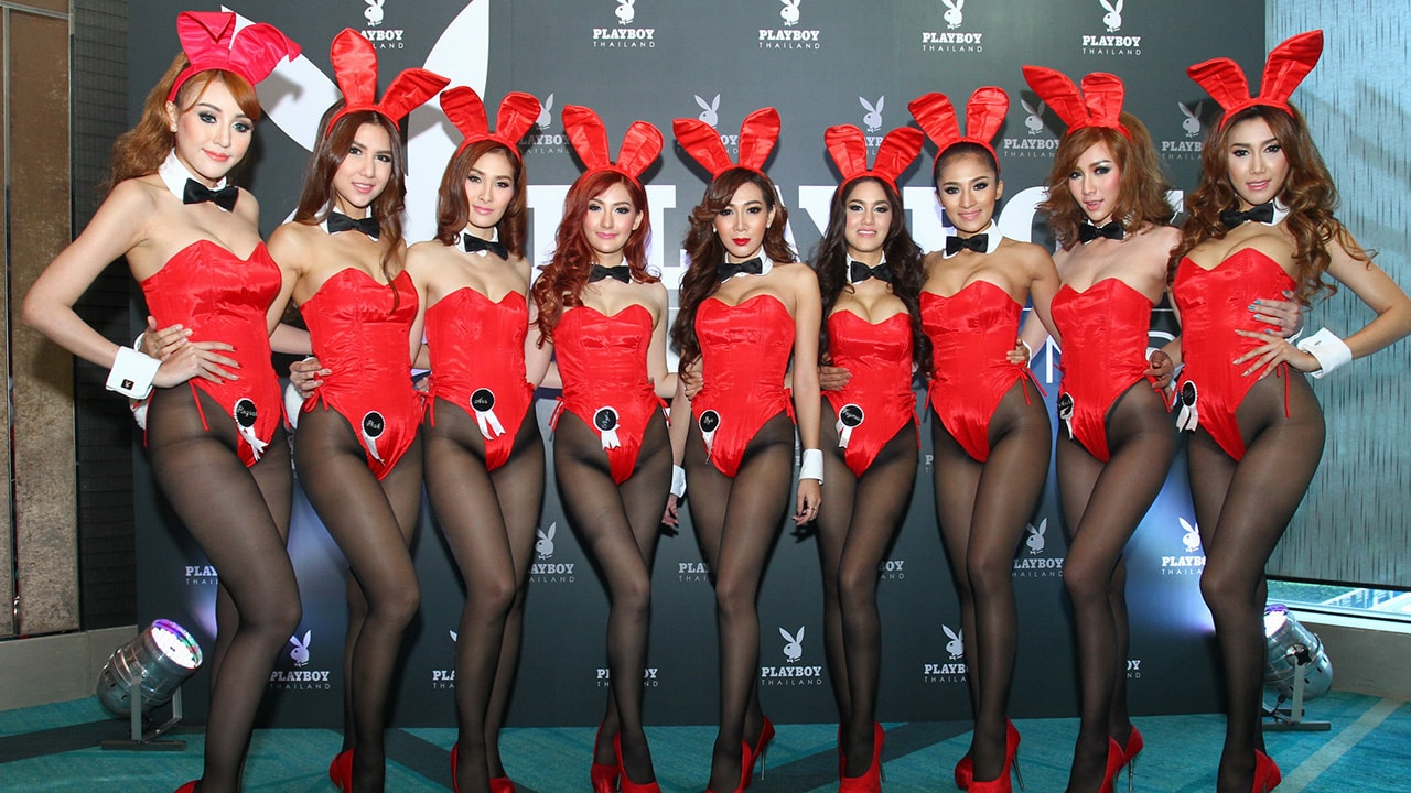 Playboy Thailand Models : Top 8 Hottest Bunnies and Playmates
