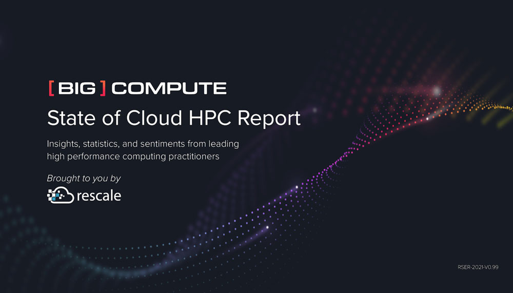 State of Cloud HPC Report - View