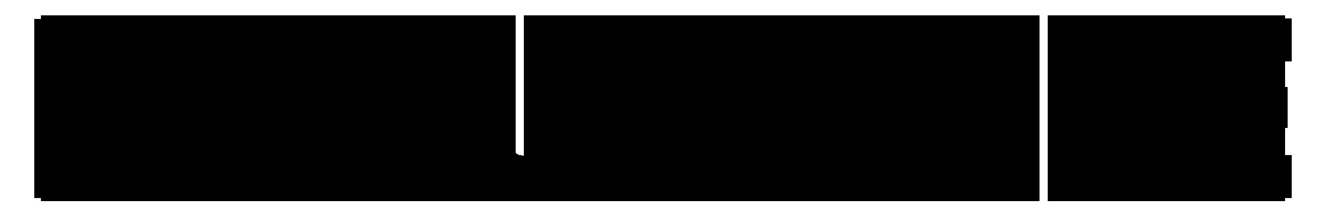 Influencive black logo