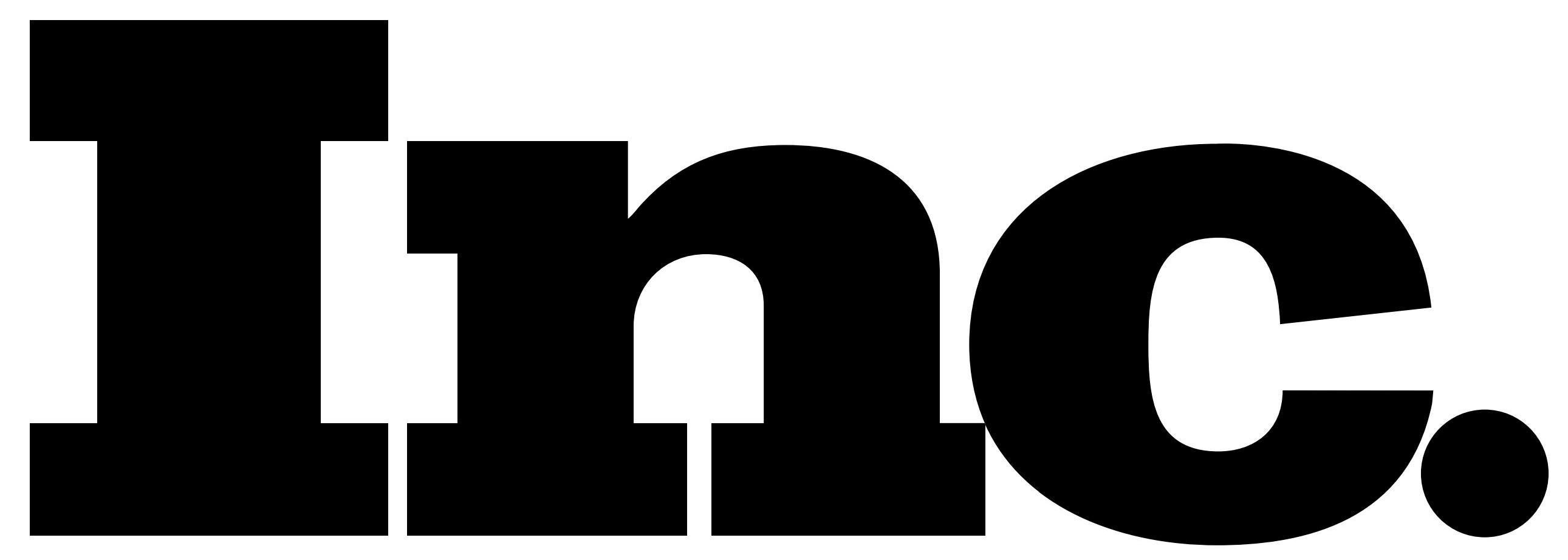 Inc. magazine logo