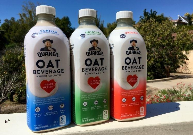 quaker-oat-CPG-innovation