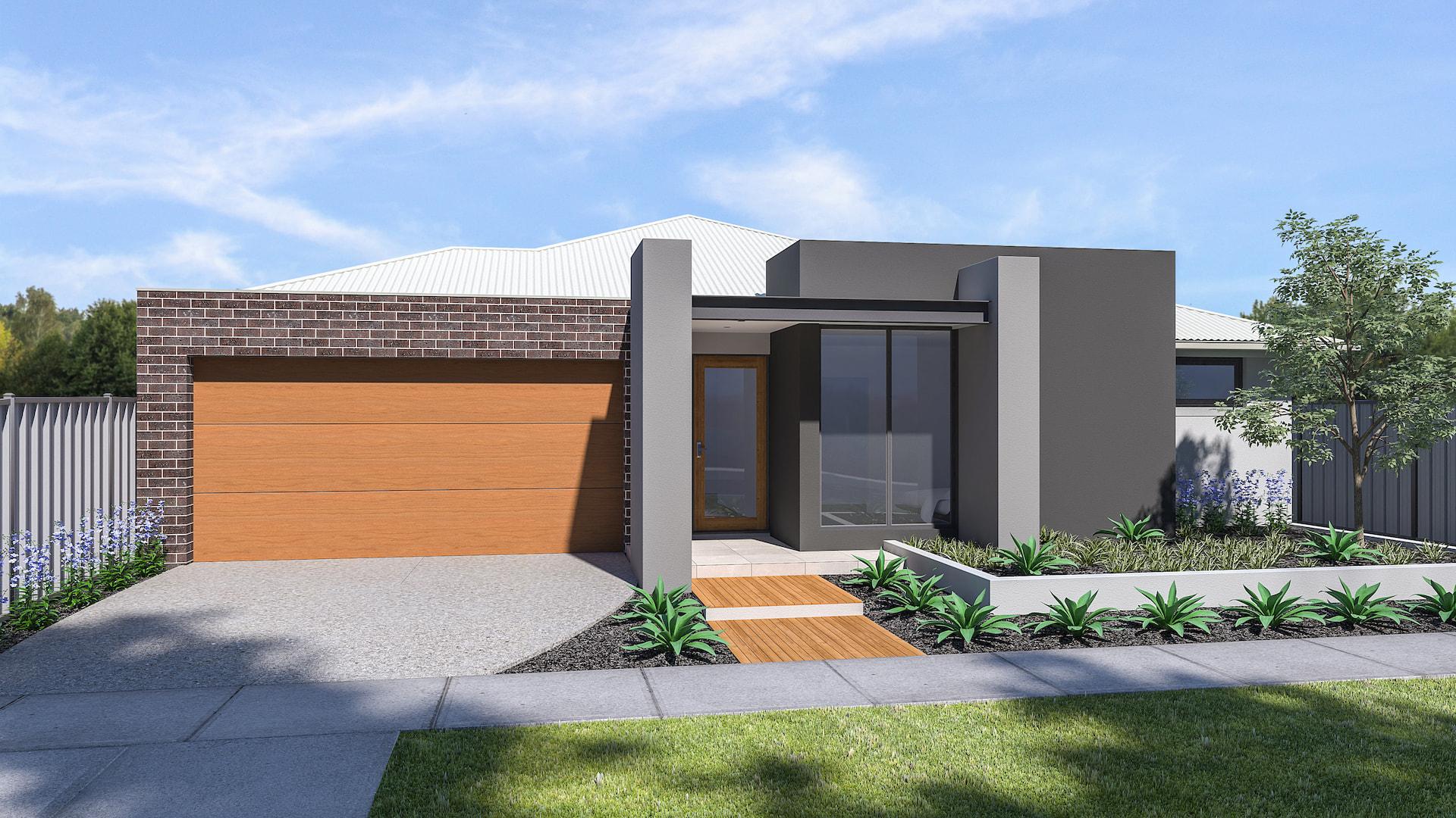 Modern House - Tonka