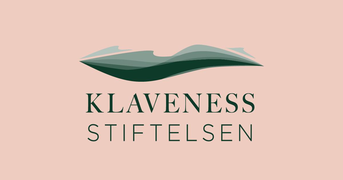 Logo Klaveness Stiftelsen