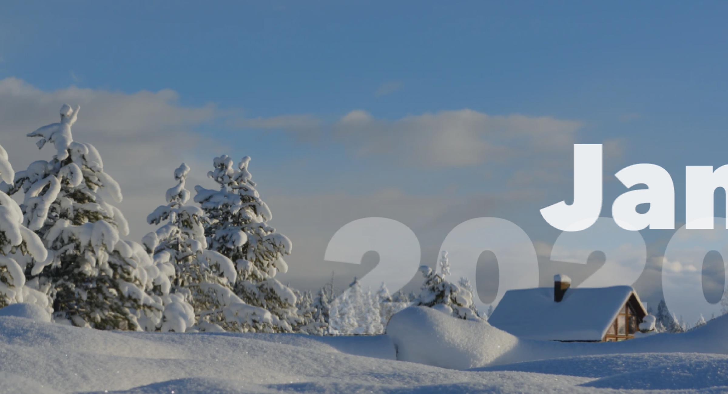 January Newsletter | 2020
