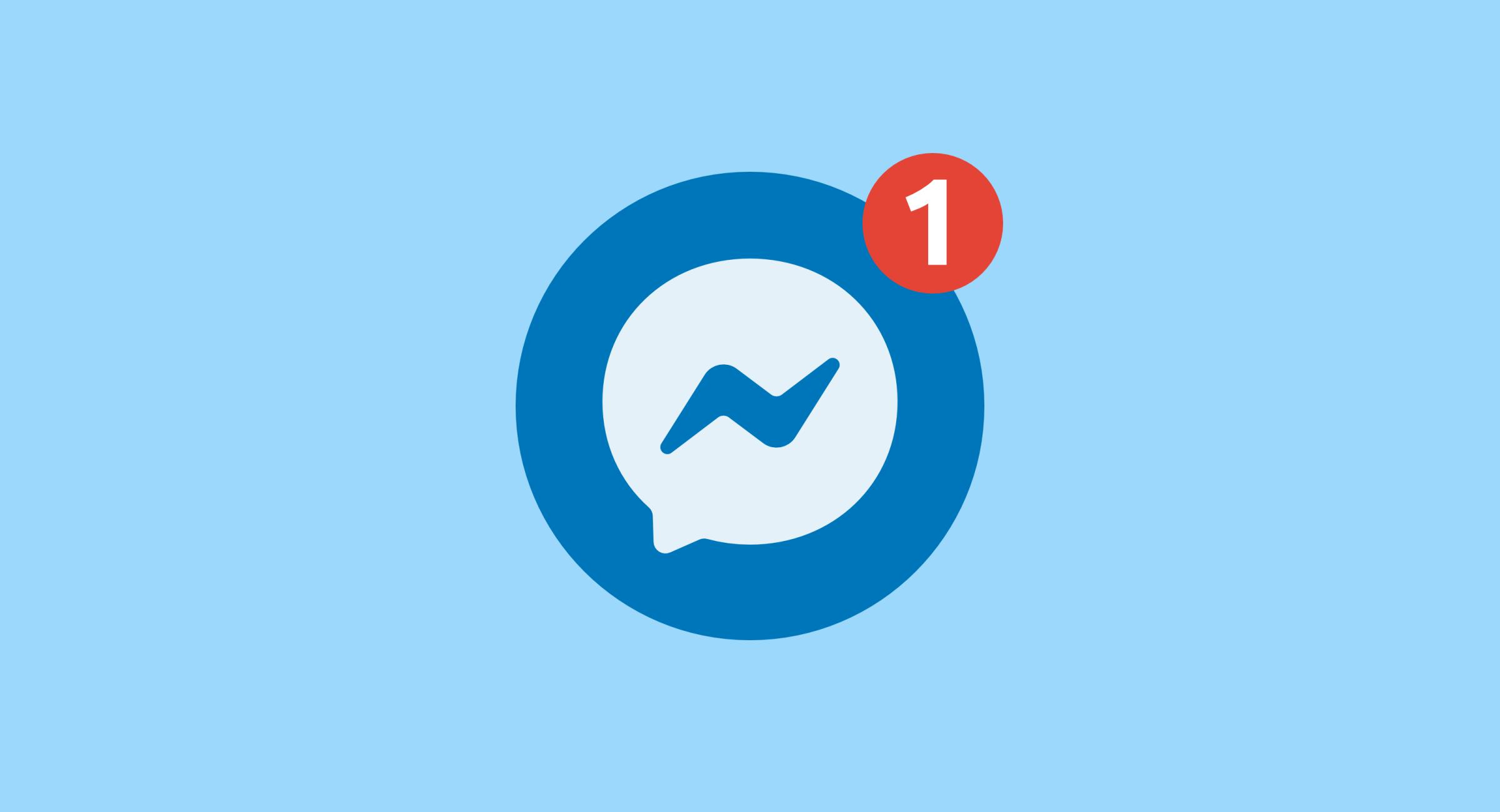 Facebook Messenger for desktop