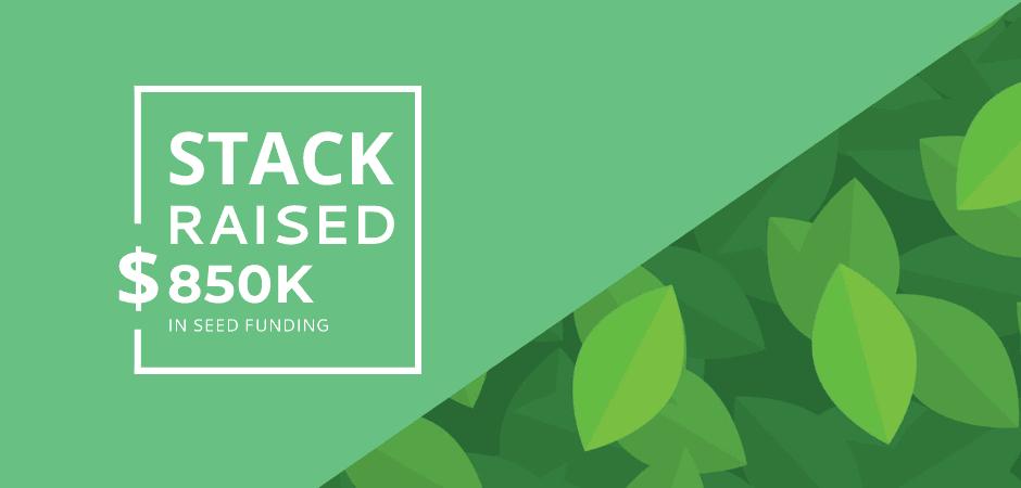 stack raised seed funding
